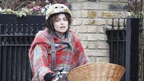 Bellatrix Lestrangeová z Harryho Pottera chodí jako strašidlo i ve skutečnosti