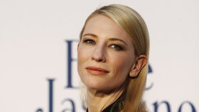 Přiznání vdané Cate Blanchett: Měla jsem poměr s mnoha ženami