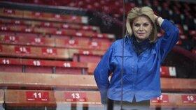 Liběna Hlinková: Nejsem typ ženy, která se zamiluje na první pohled