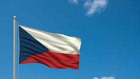 """Opilec ukradl v Hodoníně v den státního smutku českou vlajku: Zažije """"průvan"""" v peněžence"""