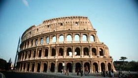 V Římě našli historický poklad: Pod Koloseem dřímal akvadukt z doby před Kristem