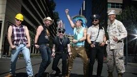 Village People roztančili liberecký Vesec: Mají nás rádi, protože gayové rádi tančí!