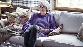 Diana Sternbergová: Hraběnka s hráběmi, která je ráda sama