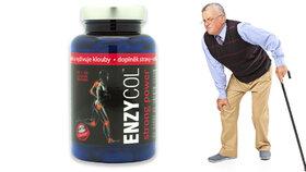 Bolí vás kolena nebo trápí dna? Po odstranění příznaků onemocnění dnou je Zdeněk Srstka zase hravý, veselý a přítulný!