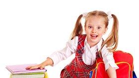 Školní taška není jen na přenášení knih: Chrání dětské zdraví!