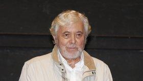 Co skrývá partner Libušky Šafránkové Josef Abrhám (76): Problémy se srdcem?