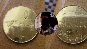 ISIS začal razit svou vlastní měnu! Islamisté spoléhají na zlatý standard