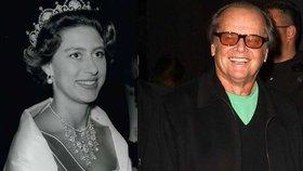Sestra královny Alžběty Margaret: Jack Nicholson jí prý nabízel kokain