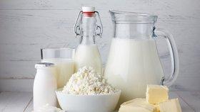 Mléčné výrobky a hubnutí: Jezte tvaroh, zapomeňte na ochucená mléka