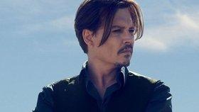 Johnny Depp se stal tváří nového parfému a je víc sexy než kdykoliv jindy!
