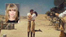 Taylor Swift nařčena z rasismu! V novém klipu prý z bělochů dělá nadřazené