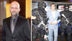 Premiéra filmu Gangster Ka: Hlavní hvězda se na to vykašlala, Etzlera chytla »URNA«