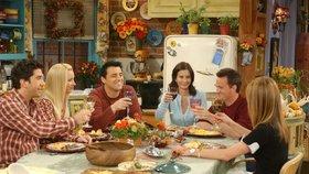 Kdo se vám nejvíc líbil ze seriálu Přátelé? Podívejte, jak se hvězdy změnily po 21 letech