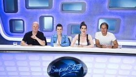 Porota SuperStar letos perlí: Kdo jde další na porážku? Chci tě nahýho a další NEJ hlášky