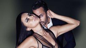 Adriana Lima je v reklamě na temný parfém sexy jak nikdy!