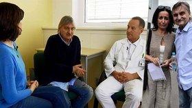 Herce Pavla Soukupa postihla zákeřná nemoc: Našli mu rakovinu!