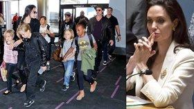 Angelina Jolie chce sedmé dítě: Adoptuje uprchlíka ze Sýrie