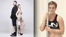 Daniela (24) z Mariánských Lázní: Amputace  končetiny kvůli nádoru na kosti. Tančím i bez nohy!
