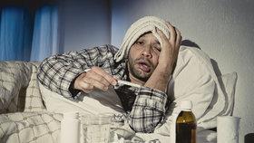Mužská rýmička není mýtus, ale vážná věc. Proč jí trpí více než ženy?