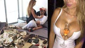 Miliardářské doupě hříchu: Povedení manželé pořádají každý večer »mejdlo« plné sexu!