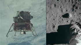 NASA zveřejnila utajované záběry z cest na Měsíc: Na internetu odhalila 10 tisíc nových fotografií