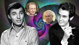 Šokující dokument o drogách v ČSSR: LSD si prý vzali Gott i Zeman!