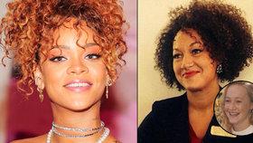 Rihanna se postavila za českou »černošku«: Je to hrdinka!