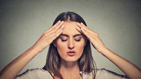 Bolest hlavy nebo zad? Zbavte se jí bez léků! Tyhle masáže zvládnete sami!