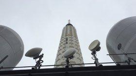 Praha jako na dlani: Senioři a rodiny z Prahy 3 se v září mohou vydat na prohlídku žižkovské věže
