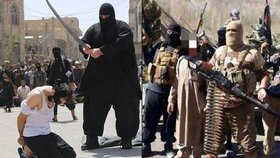 """ISIS má nového kata: Kdo je """"Buldozer"""", který dětem seká ruce a dospělým hlavy?"""