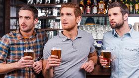 Jak často pouštět muže do hospody, abyste byli oba šťastní?