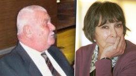 Bolest Hany Hegerové (83): Před pár dny pochovala jediného syna! Měl prý problémy s alkoholem