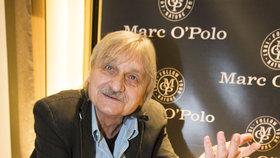 Herec Pavel Soukup po boji s nádorem: Proč rozdal veškerý svůj majetek?!