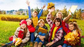 Tipy na víkend: Vezměte děti za světlem nebo do divadla!