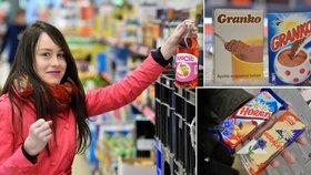 Socialismus zpátky v regálech: Češi zase kupujují retro zboží, vrátily se i původní receptury