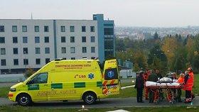 Chlapci (13) na Plzeňsku selhalo srdce po florbalovém zápasu! Oživovali ho diváci
