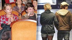Opustil rodinu, milenka-brunetka ho vykopla. A teď? Rašilov vyvedl novou blondýnku!