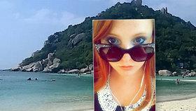 Zrzavá batůžkářka zemřela v Thajsku, po dvou týdnech cestování ji zabila infekce