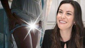 Představitelka Arwen odhodila kalhotky: Herečka Liv Tyler ukázala úplně vše