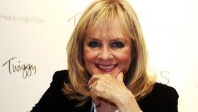 Twiggy: Podívejte se, jak legendární modelka vypadá v 66 letech!