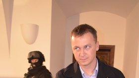 Kastelán Karlštejna Lukáš Kunst: Na hradě jsem propůjčeným pánem