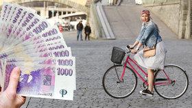 """Praha naučí """"zakomplexované"""" ženy jezdit na kole. Za milion korun"""