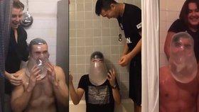 Kondomová výzva pohltila internet! Ženy i muži blázní s prezervativy