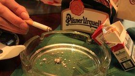 Cigareta u piva má naději. Poslanci chtějí nechat vesnické hospody zakouřené