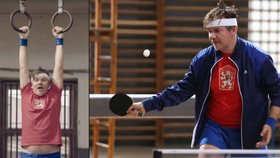 Cvičí na kruzích a hraje ping-pong: Hrůza opět ve formě