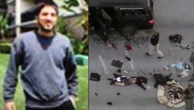 Masakr v USA: Střelec byl muslim a manželku si přivezl ze Saúdské Arábie, vraždili oba