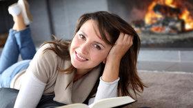 Knihomolka radí: Od vánočního úklidu si odpočinete u Eca nebo Pražských příběhů!