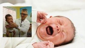 Jak okamžitě utišit plačící dítě? Trik zkušeného pediatra, který funguje!