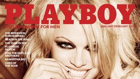 A zase ta Pamela! Poslední nahou ženou v Playboyi bude herečka Anderson