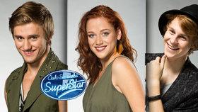 Superfinále SuperStar je za dveřmi: Poslechněte si už teď, co budou finalisté zpívat!